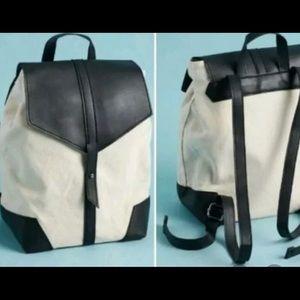 Deux lux vegan leather backpack